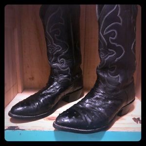 Other - THE QUINTESSENTIAL EXOTIC LEATHER BOOTS